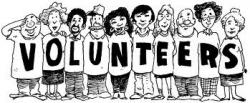 vrijwilligers